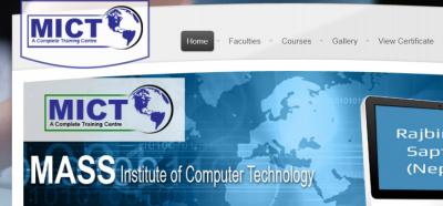 MASS Institute of Computer Technologies Rajbiraj Saptari